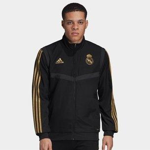 adidas Veste de présentation joueurs, Réal de Madrid 2019/2020