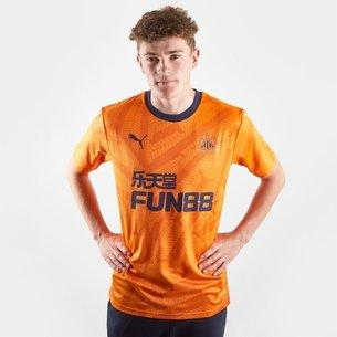 Puma Newcastle United 19 20 Players Third Shirt Mens