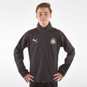 Puma Newcastle United Tracksuit Jacket Junior Boys