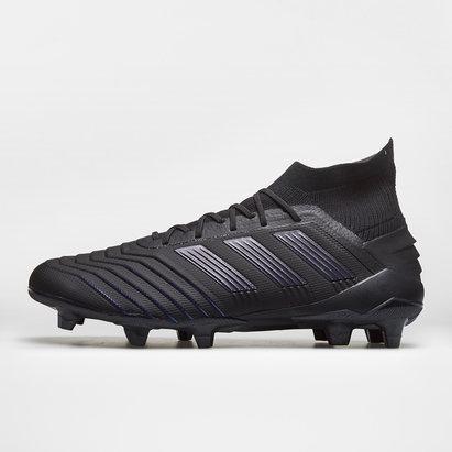 adidas Crampons de Football Predator 19.1, Terrain Sec