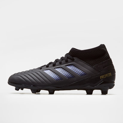 adidas Predator 19.3 FG, Crampons de football pour enfants