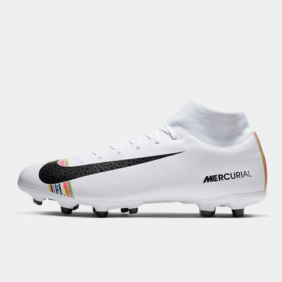 Nike Crampons de Football Mercurial Superfly VI Academy, Multi-surface