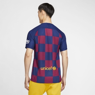 Nike FC Barcelone 2019/2020 stade domicile, Maillot de football pour Homme