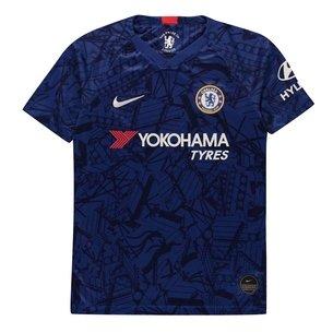 Nike Chelsea 2019/2020 domicile/ Réplique Maillot de Football complète pour enfants