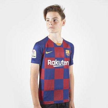 Nike FC Barcelone 2019/202 domicile, Réplique Maillot Football complète pour enfants