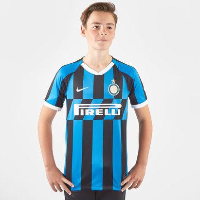 Nike Inter de Milan 2019/2020 domicile, Réplique du Maillot de football pour enfants