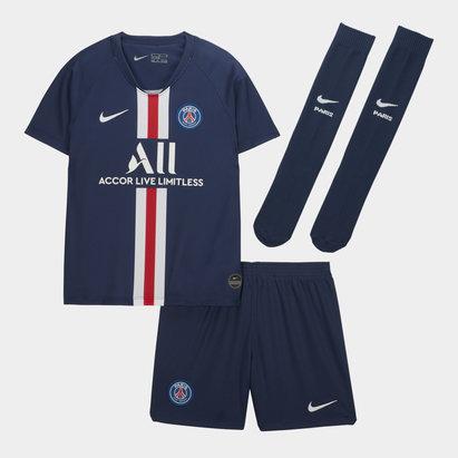 Nike Paris Saint Germain 2019/2020 domicile, Réplique de la tenue de Football pour enfants
