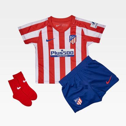 Nike Atletico Madrid 2019/2020 domicile, Tenue complète de Football pour enfants