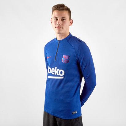 Nike Haut d'entraînement de football pour Homme FC Barcelona Strike