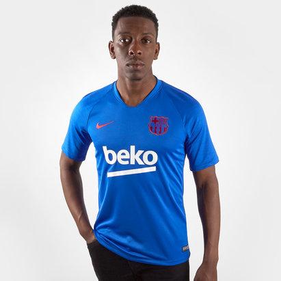 Nike T-shirt Strike à manches courtes du FC Barcelone 2019/2020