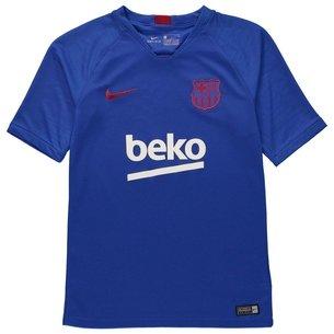 Nike T-shirt Strike à manches courtes du FC Barcelone 2019/2020 pour enfants