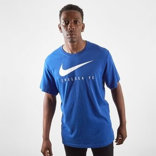 Nike T-shirt d'entrainement de football Dri Fit, Chelsea FC 2019/2020