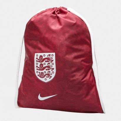 Nike Sac de Gym, Equipe de Football d'Angleterre 2019/2020, Les lionnes