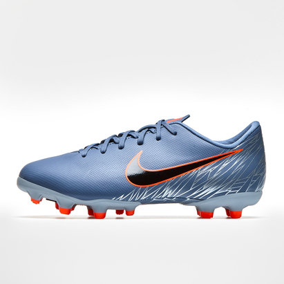 Nike Mercurial Vapor XII Academy, Crampons de Football pour enfants, Terrain dur/ Multi-surfaces