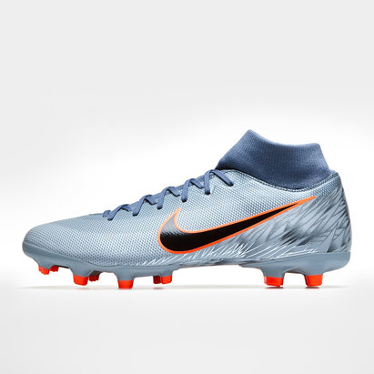 Nike Mercurial Superfly VI Academy, Crampons de Football, Terrain sec/Multi-surfaces