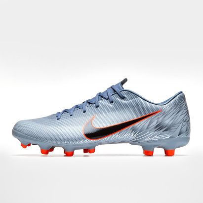 Nike Mercurial Vapor XII Academy, Crampons de Football, Terrain sec/Multi-surfaces