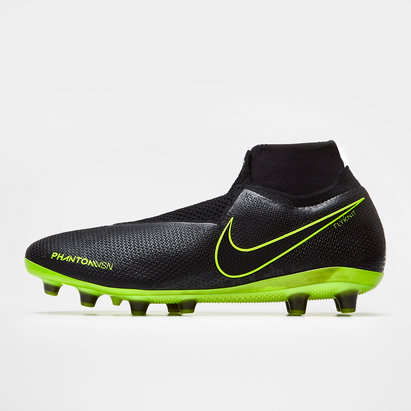 Nike Phantom Vision Elite D-Fit AG-Pro, Crampons de Football
