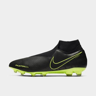 Nike Phantom Vision Elite DF FG, Crampons de Foot hommes