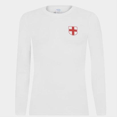 Long Sleeve Fan T Shirt Mens