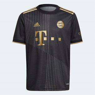 adidas Bayern Munich Away Shirt 2021 2022 Junior