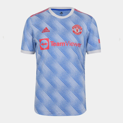 adidas Manchester United Authentic Away Shirt 2021 2022