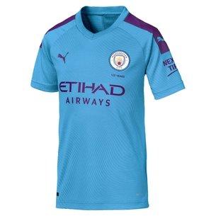 Puma Maillot de Football Réplica, Manchester City 2019/2020 pour enfants