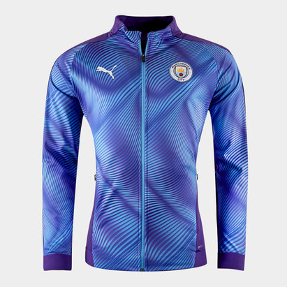 Puma Veste de Football Stadium League, Manchester City 2019/2020
