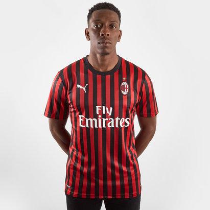 Puma Maillot réplica manches courtes domicile du AC Milan 2019/2020