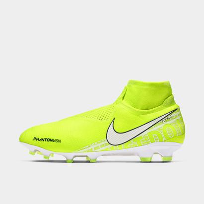 Nike Crampons de Football FG, Phantom Vision Elite