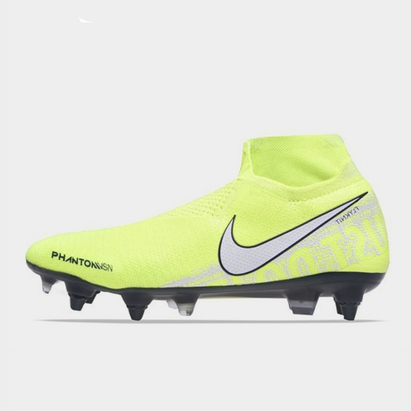 Nike Crampons de Football pour hommes SG, Phantom Vision Elite