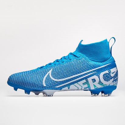 Nike Mercurial Superfly Elite DF FG, Crampons de football pour enfants