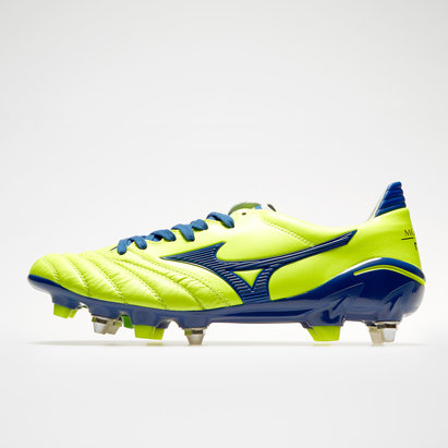 Mizuno Morelia Neo II Japan Mix SG, Crampons de Football