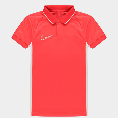 Nike Academy 19 Polo Shirt Juniors