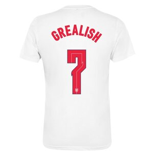 FA England Crest T Shirt With Printing