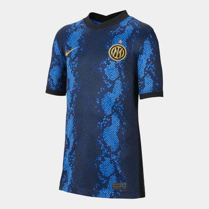 Nike Inter Milan Home Shirt 2021 2022 Junior