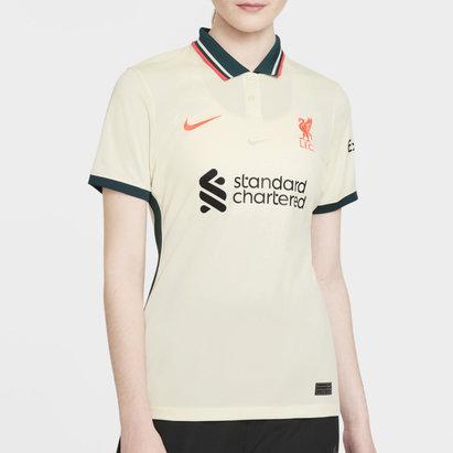 Nike Liverpool Away Shirt 2021 2022 Ladies