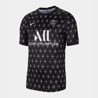 Nike Paris Saint Germain Club Pre Match Shirt 2021 2022