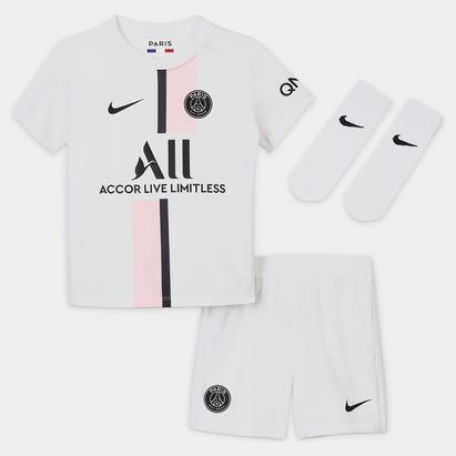 Nike Paris Saint Germain Away Baby Kit 2021 2022