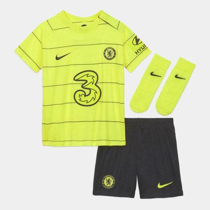 Nike Chelsea Away Baby Kit 2021 2022