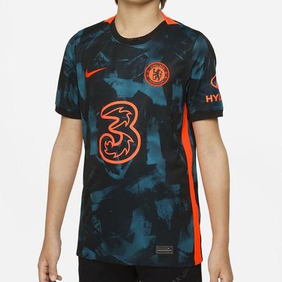 Nike Chelsea Third Shirt 2021 2022 Junior