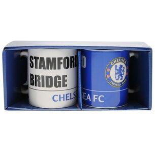 Chelsea Twin Mug Set