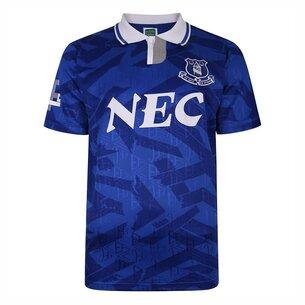 Score Draw Everton FC 92 Home Jersey Shirt