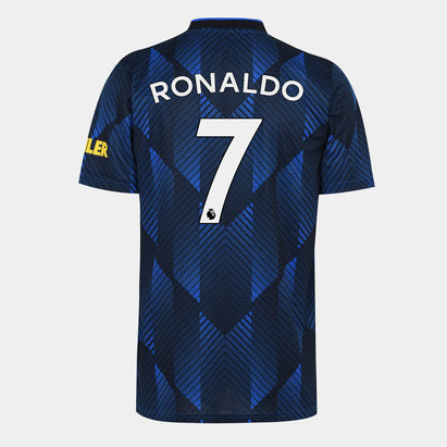 adidas Manchester United Third Ronaldo Shirt
