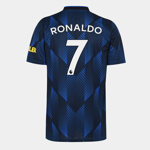 adidas Manchester United Third Ronaldo Shirt Kids