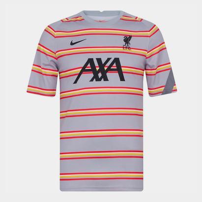Nike Liverpool European Pre Match Shirt