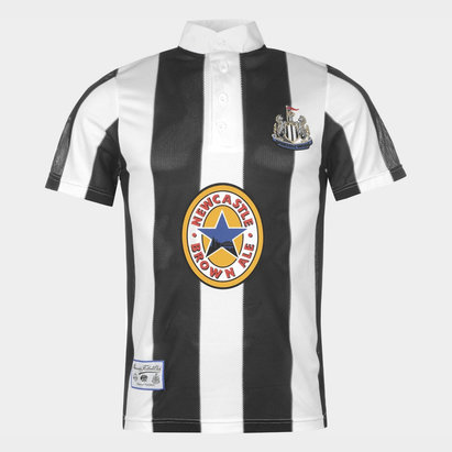 Score Draw Maillot pour hommes, Newcasttle United 1986