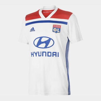 adidas Maillot Lyon, domicile 2018/2019