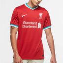Liverpool Home Shirt 20/21 Mens