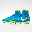 Mercurial Superfly V D-Fit Neymar FG - Crampons de Foot Enfants