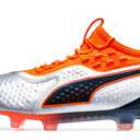 One 1 Leather FG/AG - Crampons de Foot